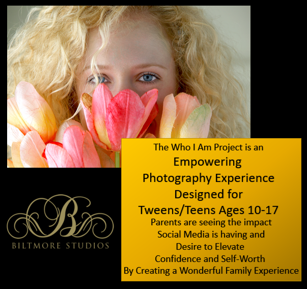 Who I Am Project for tweens and teens